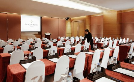 InterContinental Saigon luxury modern meetings and events with multiple event spaces venues