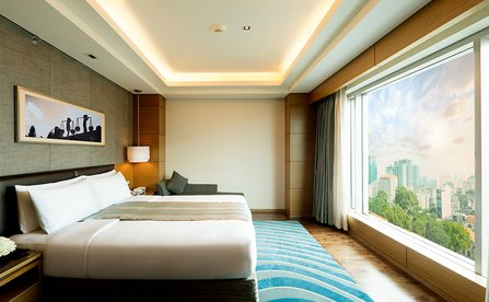 Hotel Rooms | InterContinental Saigon | Luxury Hotel & Serviced