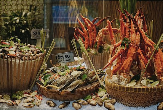 MARKET 39 - King Crab Night | InterContinental Saigon