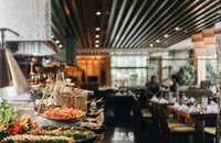 Year End Party at Market 39 - International Seafood Buffet Restaurant