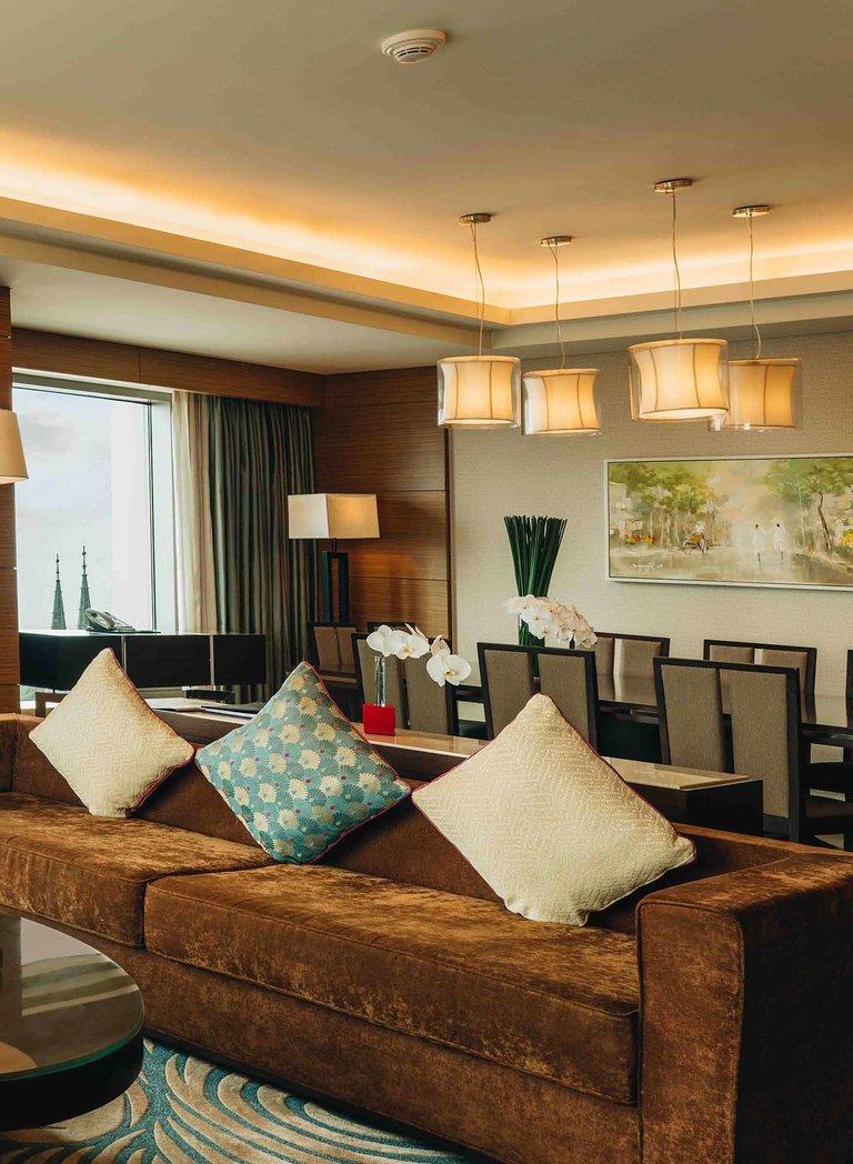 Hotel Suite Room: InterContinental Saigon