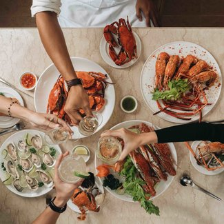 Sunday Bubbles Brunch at Market 39 - International Seafood Buffet Restaurant