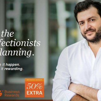 Booker Bonus - For the perfectionists of planning - IHG Rewards Club