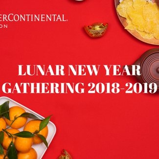 Corperate New Year Gathering 2018-2019 at InterContinental Saigon