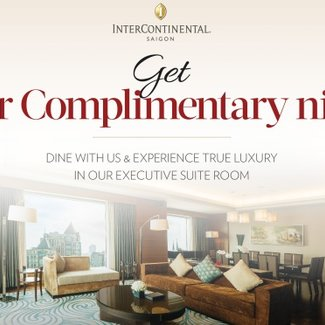 Gourmet Society Card Promotion at InterContinental Saigon
