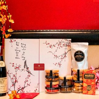 InterContinental Saigon Tet Hamper 2019